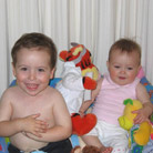 Noah and Hannah